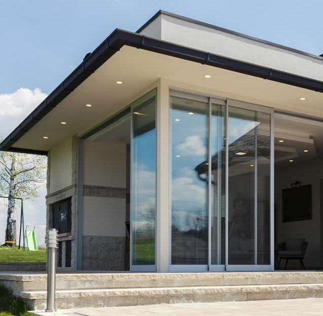 doors glass design