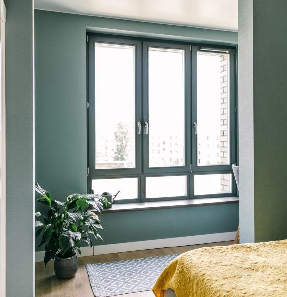 domestic glazing